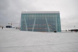 Moderna opera, ki so jo zgradili leta 2008 ...