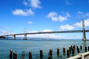 Utrinki razgibanega San Francisca.