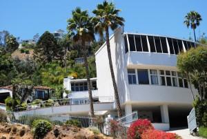 Hiša, v kateri živi Johnny Deep. Na turi smo videli tudi hišo, v kateri je živel filmski Iron Man, danes pa se prodaja za 16 milijonov dolarjev.