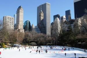 Centralni park – newyorška zelena oaza.