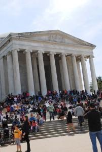 Oblegani spomenik Rooseveltu …