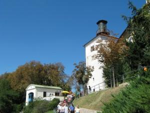 Turiste najbolj pritegne Gornji grad.