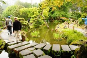 V parku Golden Gate, ki je manj znan, a neprimerljivo lepši od newyorškega Centralnega parka, so poleg botaničnega vrta in kalifornijske akademije za znanost tudi japonski čajni vrt in številna jezerca.