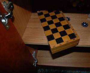 Uganke, družabne igre ... vse to najdete v sobi pobega.